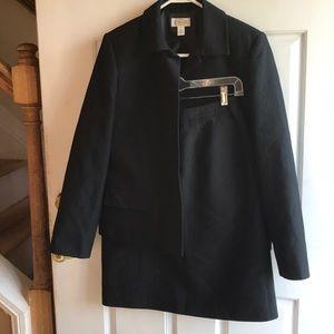 Talbots cotton Suit